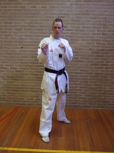 Taekwondo pak 190